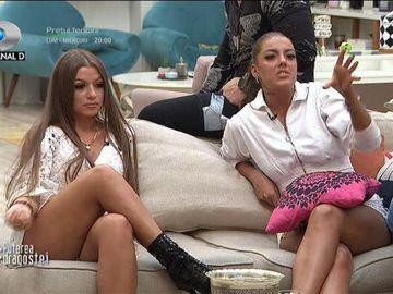 """Simona a ajuns în colimatorul concurenților de la """"Puterea dragostei"""": """"O să pleci când vrem noi"""""""