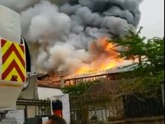 Incendiu devastator la Versailles! Ce spune Maria Ghiorghiu în urmă cu o săptămână