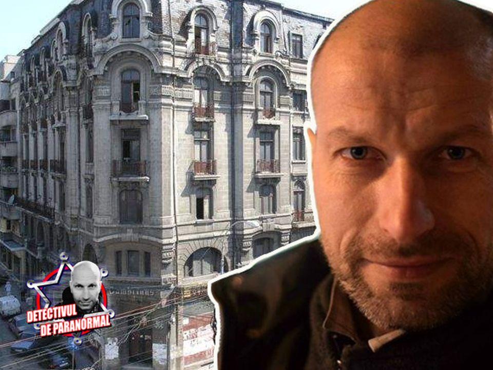 """SERIALUL WOWBIZ.RO """"Detectivul de paranormal"""", despre misterele unei vechi clădiri din centrul Capitalei """"O femeie s-a aruncat de la etajul 3"""" Ce simte Ioan Burculeț în fața Hotelului Cișmigiu VIDEO EXCLUSIV"""