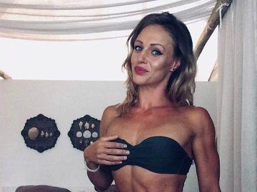 """Ana Otvoș nu suportă micii! """"Am fost forțată de antrenorul meu să-i mănânc""""! Cum reușește războinica să arate perfect fără dietă?"""