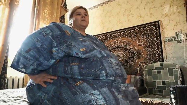 Natalia are 270 de kg, iar vecinii au obligat-o să slăbească. Locatarii, la un pas de moarte din vina ei. Ce le-a făcut
