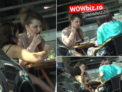 Câte kilograme are CU ADEVĂRAT Oana Lis! Soția fostului primar al Capitalei nu se mai oprește din mâncat VIDEO EXCLUSIV