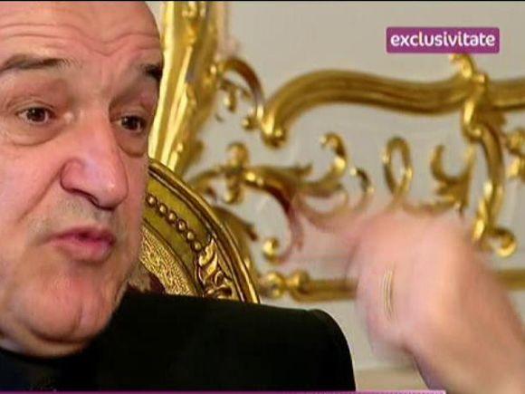 """Gigi Becali, declarații exclusive: """"Dumnezeu îmi tot dădea palme, dar eu nu mă astâmpăram, așa că mi-a dat un pumn: pușcăria"""""""