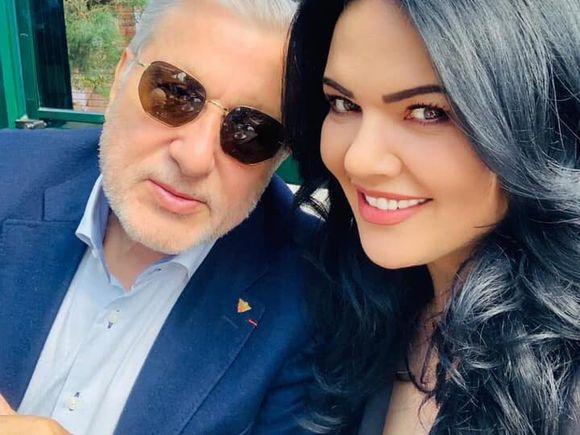 Ilie Năstase și Ioana Simion s-au căsătorit! Prima imagine de la fericitul eveniment! Ce ținută a ales bruneta pentru ziua cea mare
