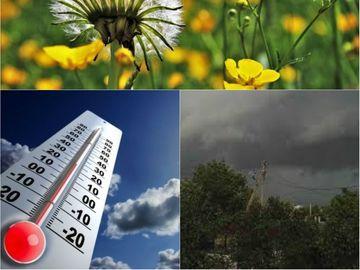 Meteo pe o lună și prognoza specială pentru Municipiul București de Paște