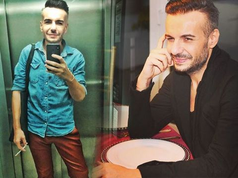 Răzvan Ciobanu, ameninţat cu moartea după ce şi-a sărutat iubitul în public! Vezi când s-a întâmplat asta!