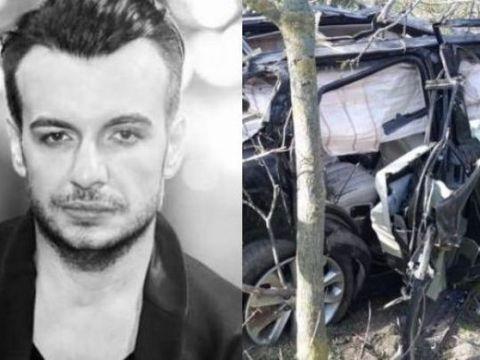 Noi informații în cazul accidentului în care a murit Răzvan Ciobanu. Designerul a circulat și cu 250 de km/h! Cât avea în momentul accidentului
