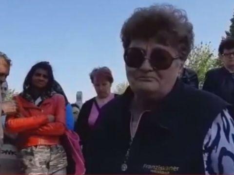 """Scene halucinante la înmormântarea lui Răzvan Ciobanu! Femeia a strigat în gura mare: """"Ei l-au omorât!"""""""