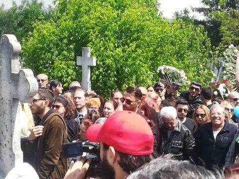 Mircea Solcanu, de nerecunoscut la înmormântarea lui Răzvan Ciobanu! Cum arată acum fostul prezentator