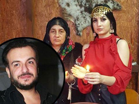 Vrăjitoarea Monica Ioniță susține că l-a sunat pe Răzvan Ciobanu și i-a spus că o să moară pe 29 aprilie. Cum i-a răspuns designerul