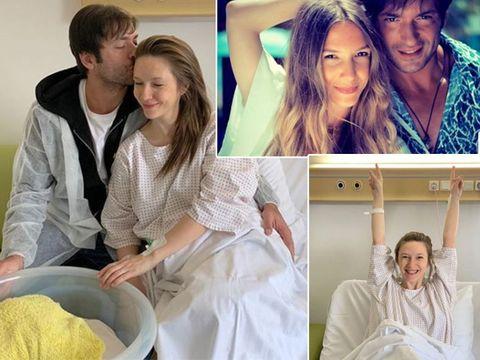 Botez secret în showbiz! Adela Popescu și Radu Vâlcan își creștinează chiar acum băiețelul. Avem detalii exclusive despre evenimentul anului