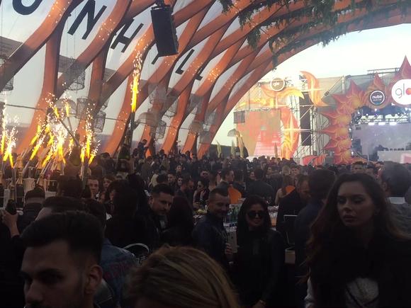 Criză pe Litoral? Au dispărut petrecerile cu șampanie de zeci de mii de euro / Video
