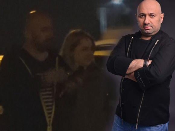 Cătălin Scărlătescu coboară din mașină ca boierii, cu paharul în mână! VIDEO