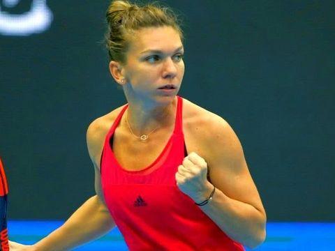 Simona Halep s-a calificat în turul doi de la Madrid! Ce scor a avut
