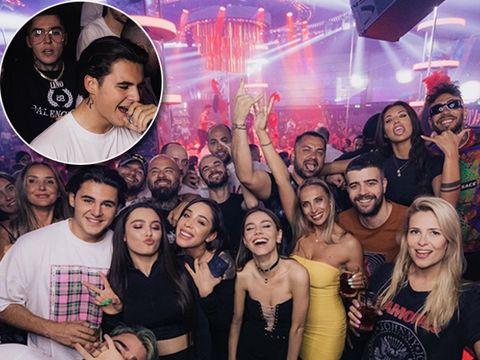 Petrecere nebună cu Alex Velea, Antonia, Mario Fresh și fiica Andreei Esca! Imagini BOMBĂ