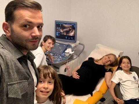 Mihai Morar și soția lui au dezvăluit sexul celui de-al treilea copil! Mesajul emoționant al viitorului tătic