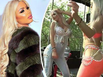 Loredana Chivu, umilită de o altă blondă celebră! A fost pusă într-o situație dificilă, pe scenă, în fața a sute de oameni