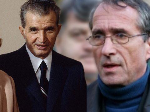 Cât de mult a îmbătrânit Valentin Ceauşescu! La 71 de ani, fiul lui Nicolae Ceauşescu a sărbătorit cu steliştii victoria de la Sevilla din 1986! FOTO