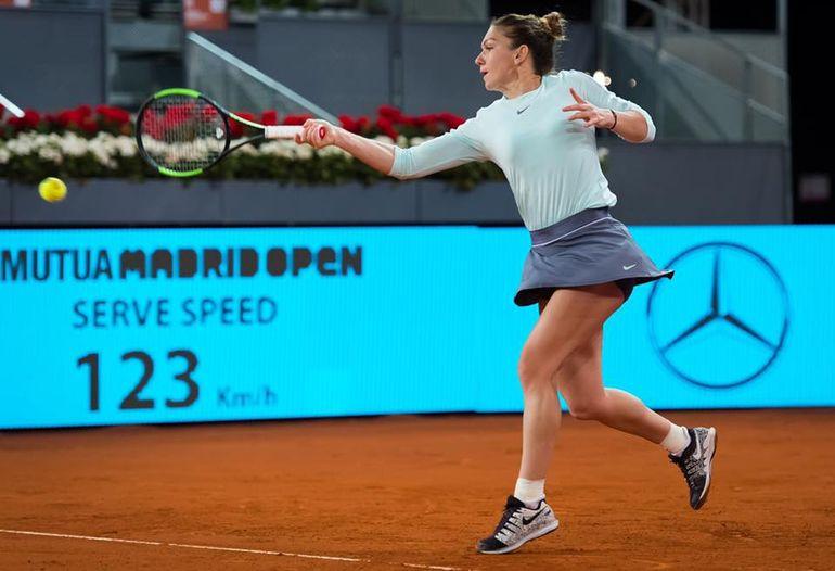 Simona Halep a pierdut finala de la Madrid și șansa de a redeveni numărul 1 mondial!