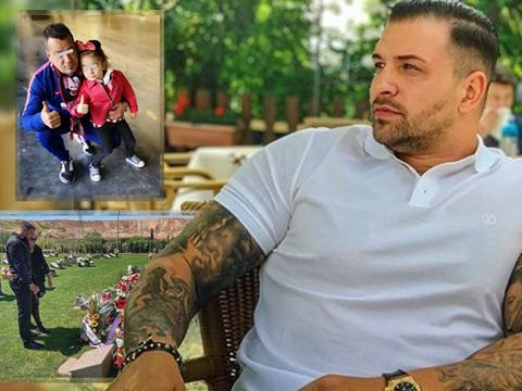 El e bărbatul pe care îl jeleşte Alex Bodi! Spaniolul Bauty era partenerul de viaţă al surorii lui Bodi! FOTO