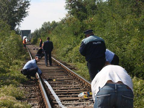 Descoperire macabră pe calea ferată din Satu Mare! O tânără de 17 ani a fost găsită moartă
