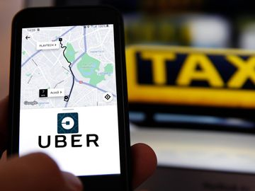 Uber ar putea dispărea de joi din România!