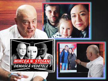 """Mircea N. Stoian demască vedetele! Dezvăluiri bombă din căsnicia Oanei Roman! """"Marius este agresiv şi ar face orice să-şi apere soţia şi fetiţa"""" VIDEO EXCLUSIV!"""
