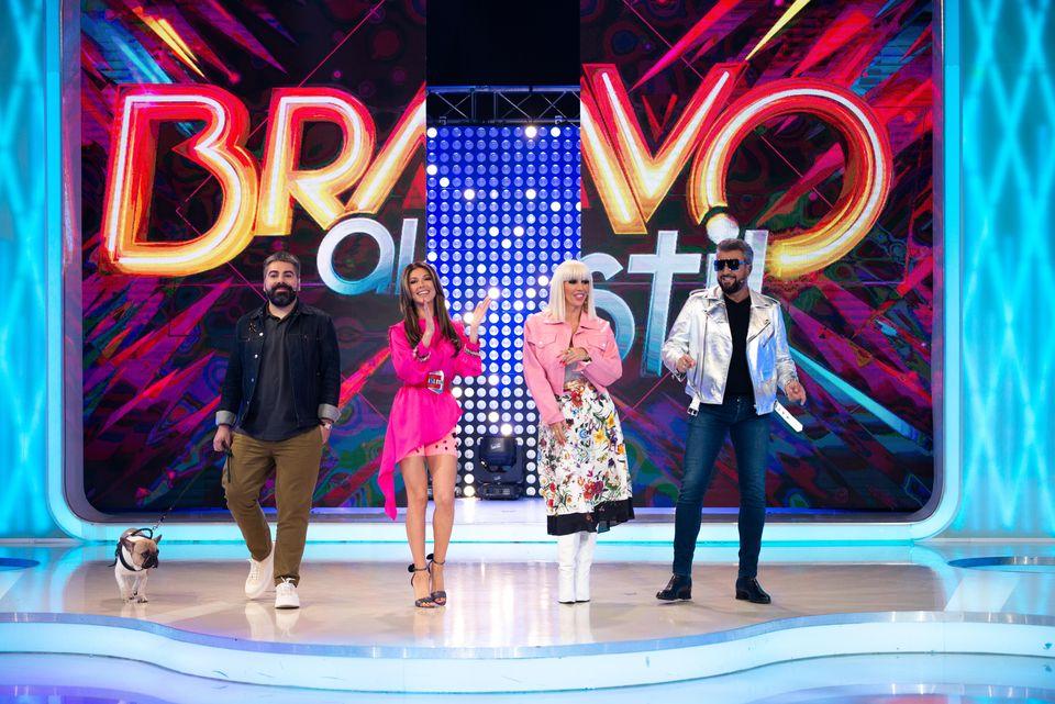 """Șoc, șoc, șoc! Cătălin Botezatu a rămas fără…cioc! Nu rata diseară show-ul """"Bravo, ai stil!"""""""