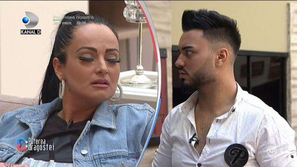 """Deea, un nou atac dur la Jador! """"El și Simina au avut doar o dragoste virtuală! În realitate, lui nu îi place de nimeni din casa Puterea dragostei"""" EXCLUSIV"""