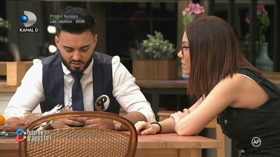 """Puterea Dragostei: Ricardo a făcut o criză de gelozie când a văzut-o pe Raluca vorbind cu Jador: """"Te vede ca pe un mentor, bărbatul ideal!"""" De la ce a pornit totul"""