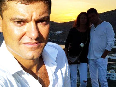 Fosta soţie a lui Cristi Boureanu şi-a tras iubit! Irina l-a părăsit pe Cristi pentru naşul lor de cununie! FOTO