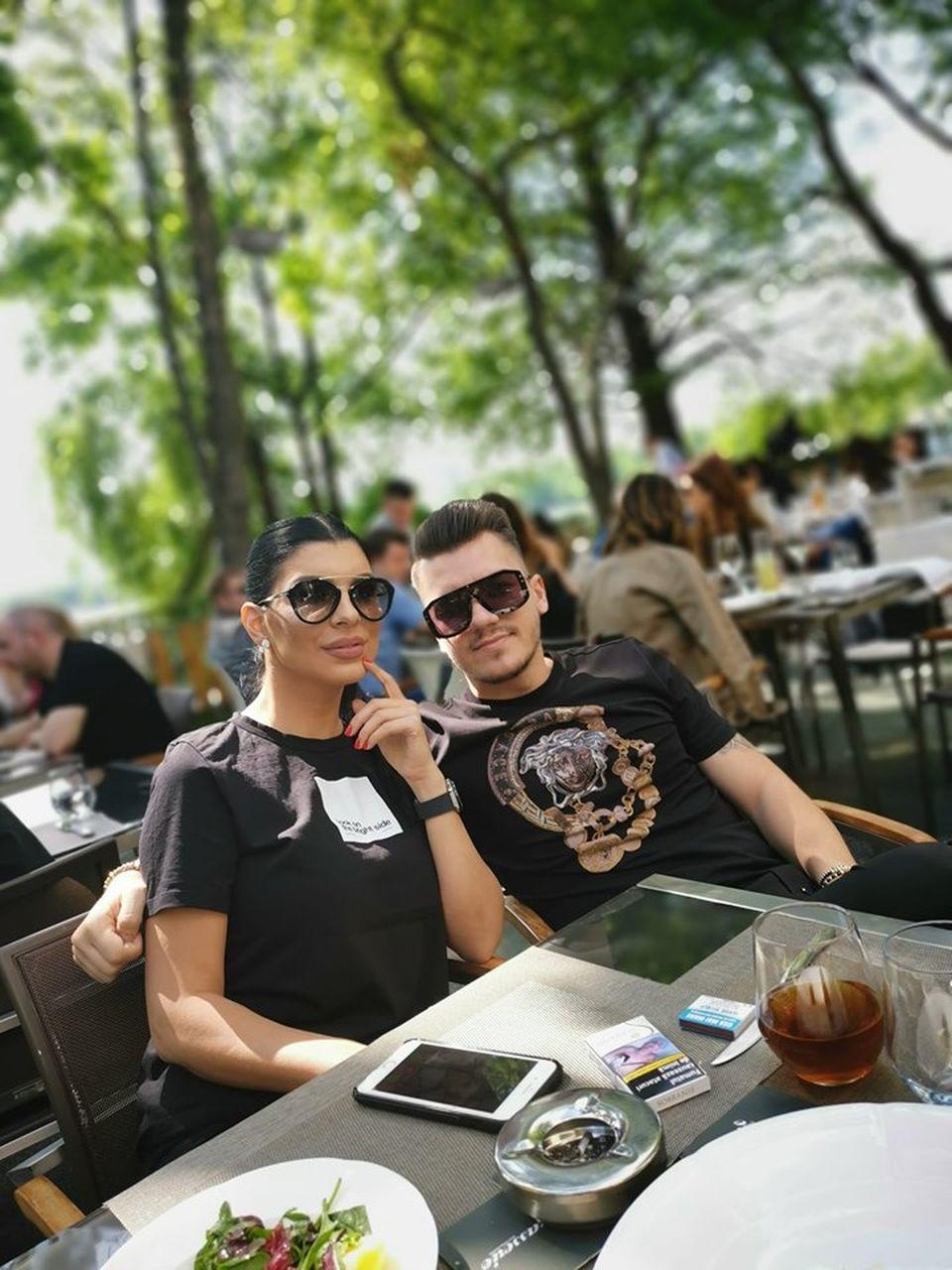 Soţul Andreei Tonciu, crize groaznice de gelozie: