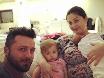 """Tavi Clonda a vorbit despre al treilea copil cu Gabriela Cristea: """"Aseară ne-a venit ideea asta"""""""