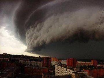 Ploi și furtuni în weekend în București! ANM, prognoză specială de ultimă oră pentru Capitală