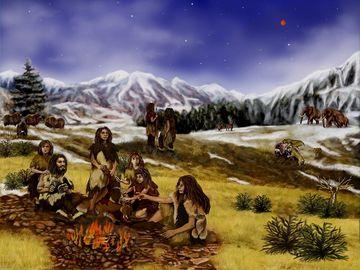 """Cum arăta """"primul român"""" acum 37.000 de ani! Descoperirea fabuloasă a arheologilor"""