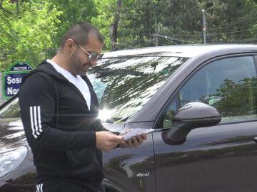 Florin Pastramă, scandal cu milionarul Dan Nicorescu! Afaceristul a chemat poliția! Imagini incredibile surprinse de paparazzii WOWbiz.ro VIDEO EXCLUSIV