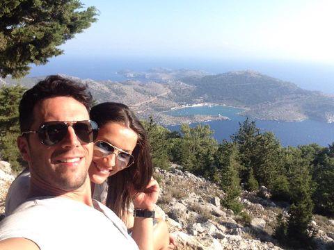 Adrian Nartea e soțul perfect! Actorul e căsătorit cu un fotomodel! Cum arată soția acestuia