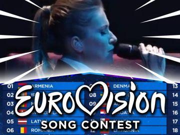 Semifinala Eurovision: Reprezentanta României a ratat calificarea în finală