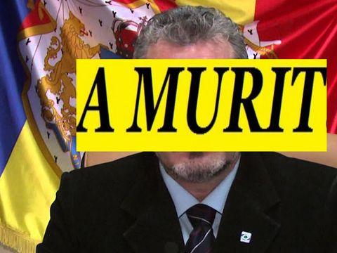 Doliu în politica românească! S-a stins din viață un nume mare