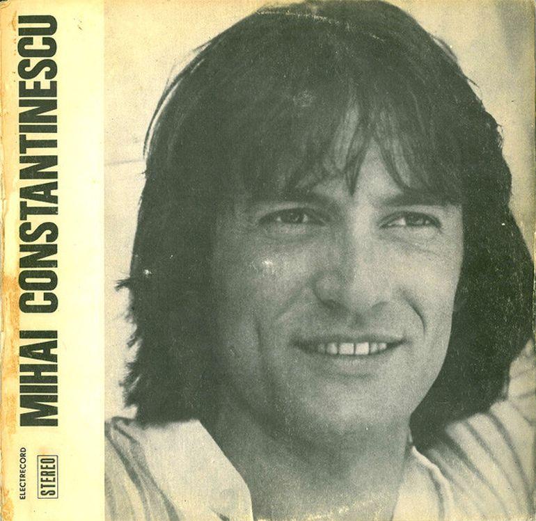 Cât de frumos era Mihai Constantinescu în tinerețe! Imaginile care demonstrează că era idolul femeilor! Galerie foto