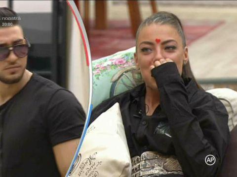 """Roxana și Bogdan Mocanu, scandal la Puterea Dragostei! S-a luat imediat de Ana Maria: """"Ai vorbit, șobolanule?"""""""