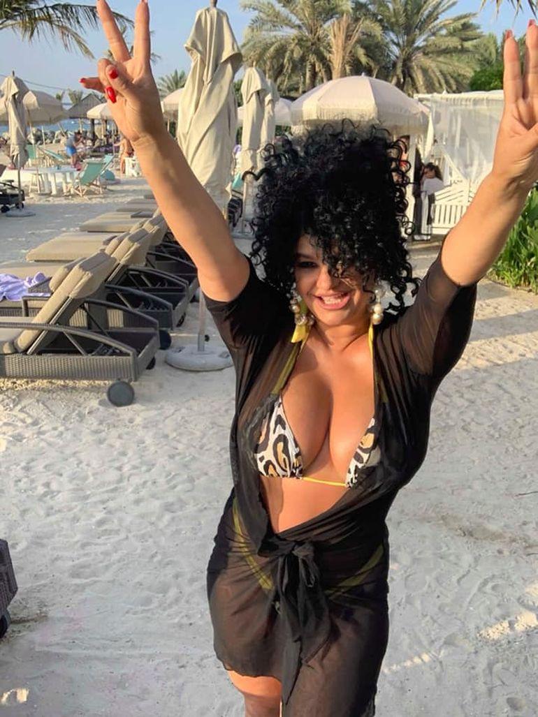 Văduva milionarului Nae Nicolae, super-sexy la plajă! Ioana a slăbit și arată spectaculos