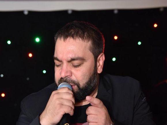 Florin Salam, duel cu un alt manelist pentru aplauzele unor petrecăreți! Video