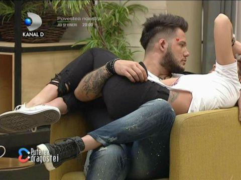 """Raluca, mărturisiri față de Ricardo: """"Eu m-am înscris la emisiune cu un scop"""""""