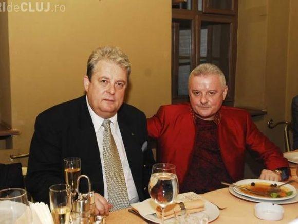 Legătura neștiută dintre Florin Piersic și Irinel Columbeanu! Marele actor e prieten la cataramă cu nașul de cununie al afaceristului FOTO