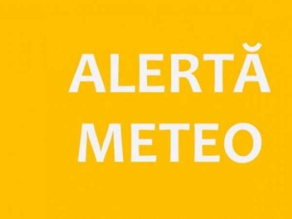 Vremea: informarea meteo se prelungește! România, sub cod galben și cod portocaliu de vijelii și grindină