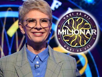 """Teo Trandafir, amintiri din comunism, în prima ediție a noului sezon """"Vrei sa fii milionar?"""" Debutul noului sezon, astăzi, la ora 23:00, la Kanal D!"""