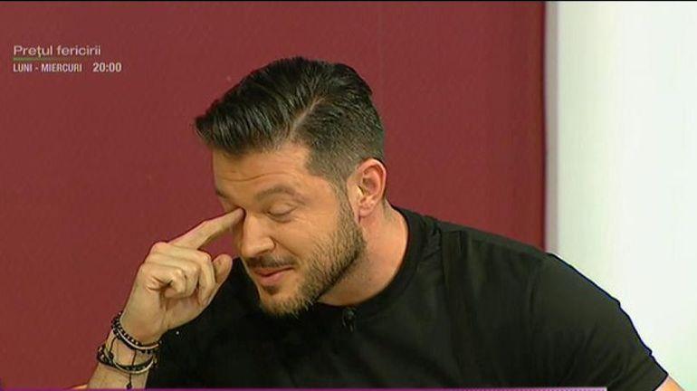 Victor Slav, în lacrimi în fața lui Teo Trandafir. Ce mărturisiri i-a făcut despre Bianca Drăgușanu și Anda Adam