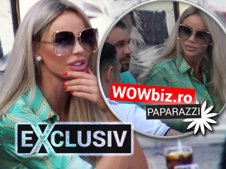 """Bianca  Drăgușanu, cu sfârcurile la vedere lângă Bodi! """"Priveliștea"""" a fost de nota 10 și a atras toate privirile"""