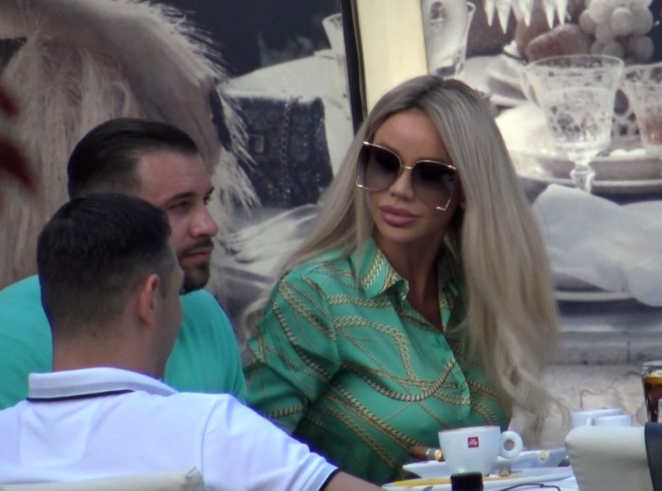 Dovada că Bianca și Alex Bodi încă sunt împreună! Cum au fost surprinși ziua în amiaza mare
